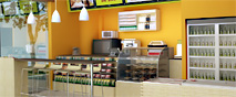 Convenience stores and other services