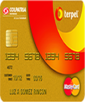 The new Terpel Credit Card